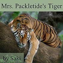 a character sketch of mrs packletide of mrs packletides tiger