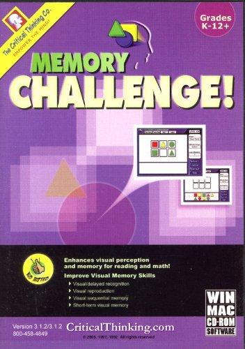 Memory Challenge K-12+