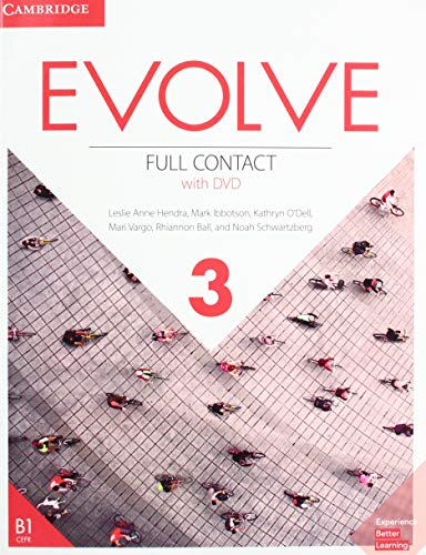 Evolve Level 3 Full Contact with DVD