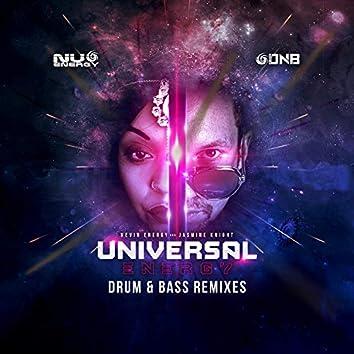 Universal Energy - Drum & Bass Remixes