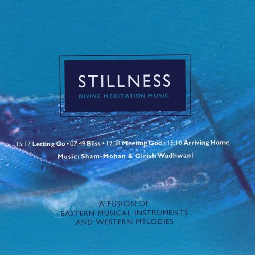 Stillness cover art