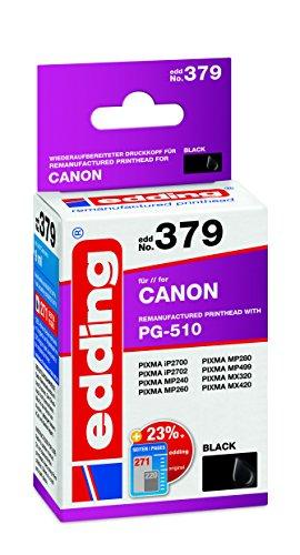 Edding EDD-379 Remanufactured Tintenpatronen Pack of 1