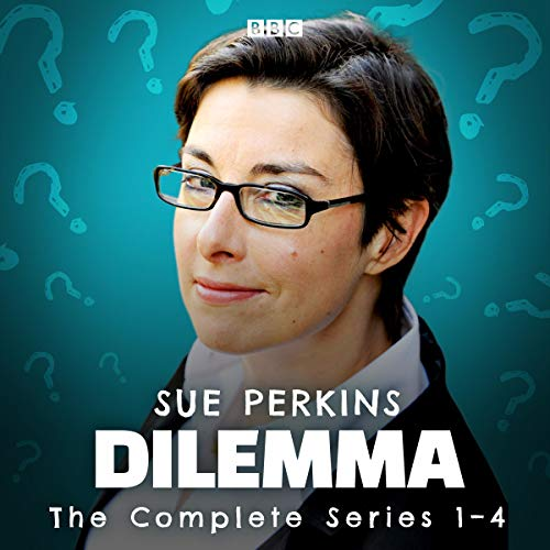 Dilemma: The Complete Series 1-4 audiobook cover art