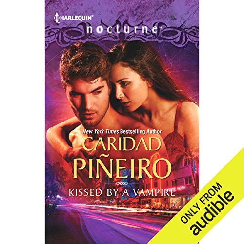 Kissed by a Vampire                   By:                                                                                                                                 Caridad Pineiro                               Narrated by:                                                                                                                                 Ginger Cornish                      Length: 6 hrs and 4 mins     8 ratings     Overall 3.6