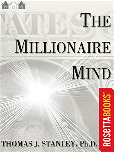 The Millionaire Mind (Millionaire Set Book 1) (English Edition)