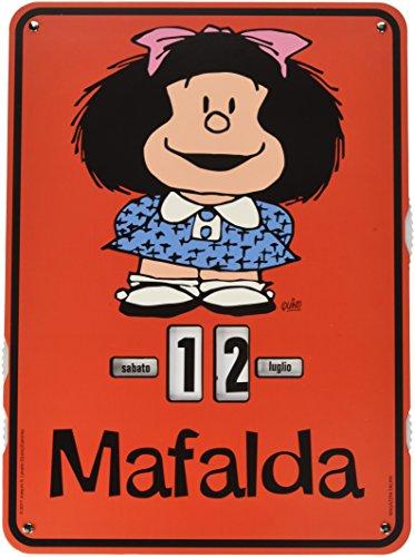 Mafalda. Classica. Calendario perpetuo