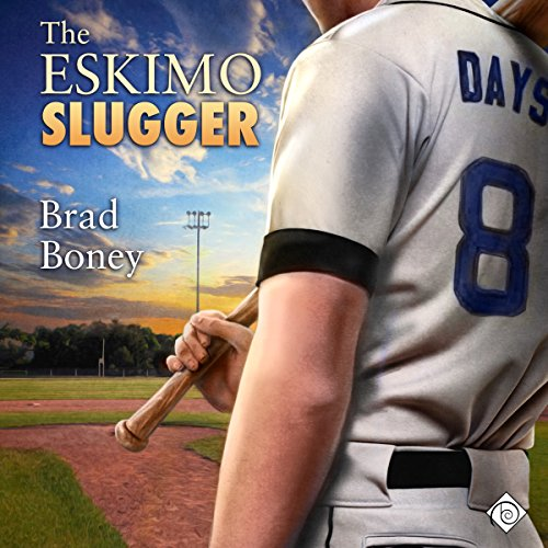 The Eskimo Slugger audiobook cover art