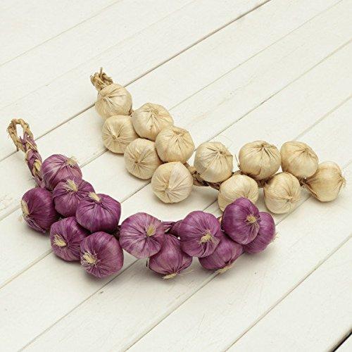 Bazaar Bouquet d'oignon ail artificiel accrocher les accessoires décoratifs en plastique cuisine décor simulation