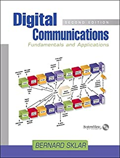 Digital Communications: Fundamentals and Applications (Paperback) (2nd Edition) (Prentice Hall Communications Engineering and Emerging Technologies Series from Ted Rappaport)