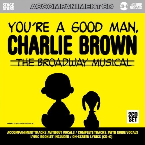 Sing You're A Good Man Charlie Brown: The Broadway Musical (2007-11-20)
