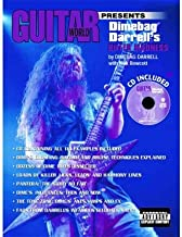 Guitar World Presents Dimebag Darrell's Riffer Madness: Book & CD (Guitar World Presents) (Paperback) - Common