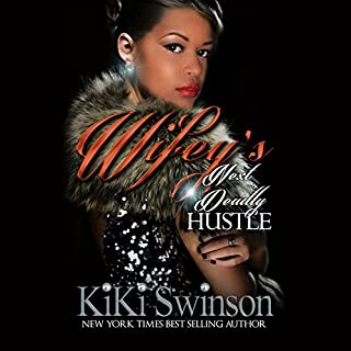 Wifey's Next Deadly Hustle audiobook cover art
