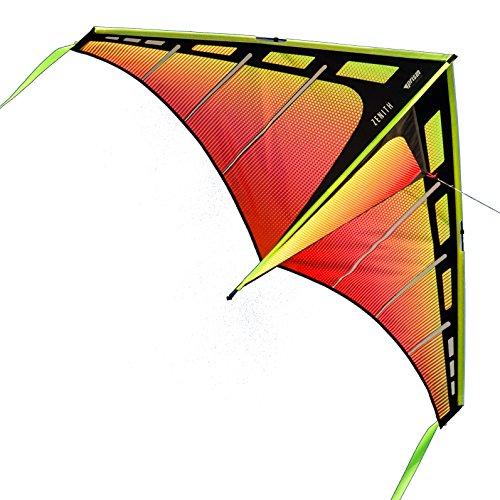 Prism Kite Technology 5ZENG Zenith 5 Single Line Delta Kite, Aurora