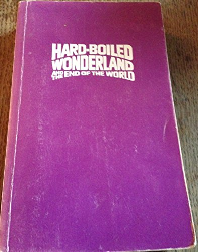 Hard‐boiled wonderland and the end of the world―A novelの詳細を見る