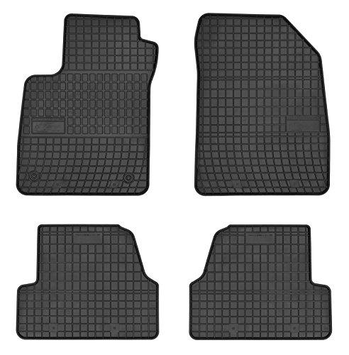 TN Profimatten Gummifussmatten Auto-Fußmatten Passform GO00000708A