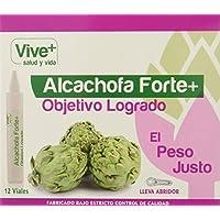 Vive+ Alcachofa Forte+ - 2 Paquetes de 12 Unidades