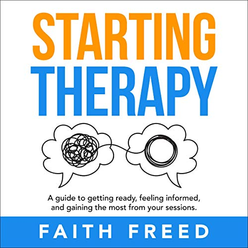 Starting Therapy audiobook cover art
