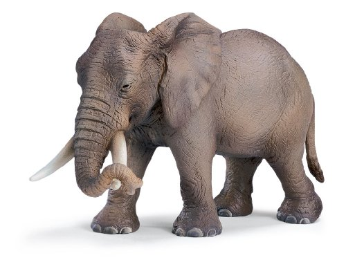 SCHLEICH 14342 - Wild Life, Afrikan. Elefantenkuh