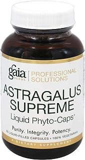 Gaia Herbs (Professional Solutions), Astragalus Supreme 60 lvcaps