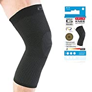 LOOKING FOR A PAIN-RELIEVING KNEE BRACE FOR RUNNING, SPORTS AND DAILY WEAR? Neo G knee sleeve is medically engineered to ease pain associated with aching joints, swelling, arthritis knee pain relief. Helps recovery from knee injuries, strains and spr...