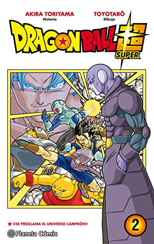 Dragon Ball Super nº 02: 222 (Manga Shonen)