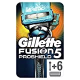 Gillette Rasoir Fusion5 Proshield Chill Homme + 6 lames [OFFICIEL]