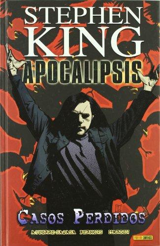 Apocalipsis 4 De Stephen King. Casos Perdidos