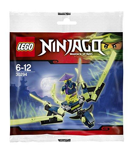 LEGO 30294 Ninjago The Cowler Dragon Polybag w/ Ghost Warrior Cowler Minifigure