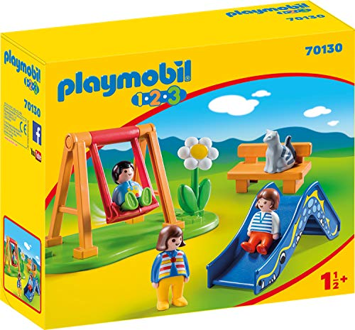 Playmobil 1.2.3. jeux