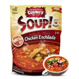 Zesty Southwest Chicken Enchilada Soup – Capturing the classic flavors of bold and flavorful chicken enchiladas this soup mix contains the ideal blend of herbs, spices, and flavors including fresh vegetables, beans, and a light tomato base. Quick 12-...