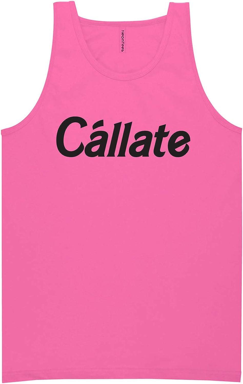 zerogravitee Callate Neon Tank Top