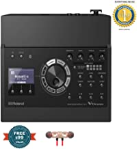 Roland Electronic Drum Modules (TD-17)includes Free Wireless Earbuds - Stereo Bluetooth In-ear and 1 Year Everything Music Extended Warranty
