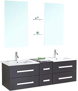 GRAFICA MA.RO SRL Muebles para baño Modelo Rome 150 cm para