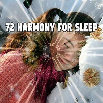 72 Harmony for Sle - EP