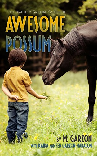 Awesome Possum (Awesome Possum Pony Club Book 1) (English Edition)
