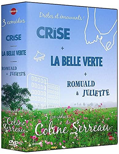 Coline Serrau : La Belle Verte + Romuald et Juliette + La Crise