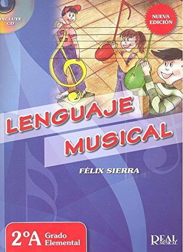 Lenguaje musical. 2A grado elemental