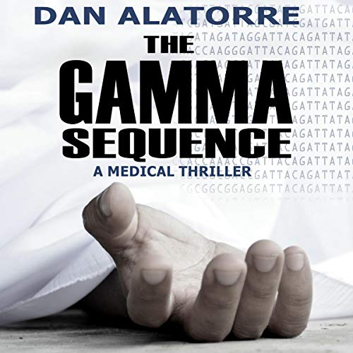 The Gamma Sequence audiobook cover art