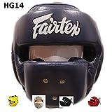 Bangplee_Sport Fairtex HG14 Full Face Head Guard - Protective Gear for Boxing,...