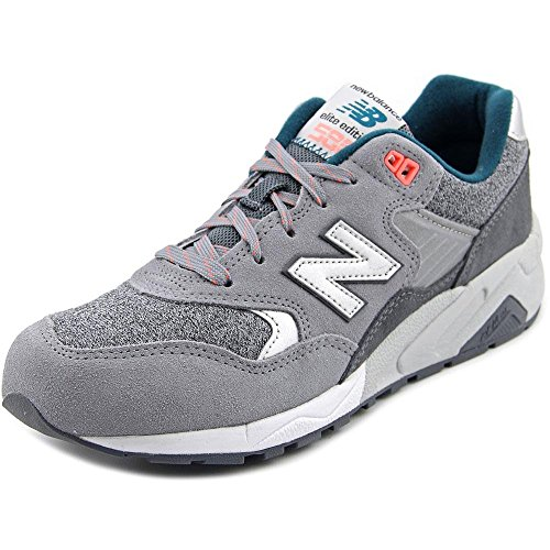 New Balance 580 Elite Edition Women's Running, Size 6.5, Color Gray/Storm Blue