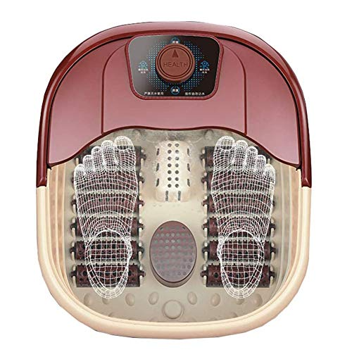 April Story Foot Care Massage Tools Equipment 12 Auto Massage Rollers Pill Box Device Infrared Heater Help Sleep Home Use