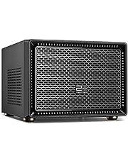 GOLDEN FIELD N-1 ミニタワー型PCケース Mini-ITXケース [ブラック]