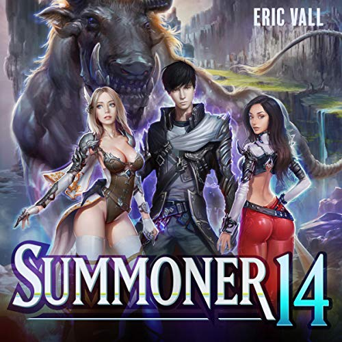 Page de couverture de Summoner 14