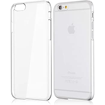 kwmobile Hülle kompatibel mit Apple iPhone 6 / 6S - Handyhülle - Handy Case in Transparent