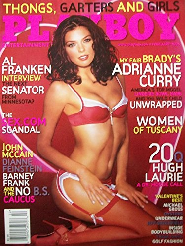 Playboy Magazine - February 2006 - Adrianne Curry