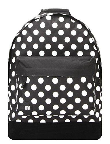 Mi-Pac Rucksack, schwarz/weiß (schwarz) - Mi740199-A01