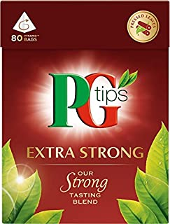 PG Tips Extra Strong 80s
