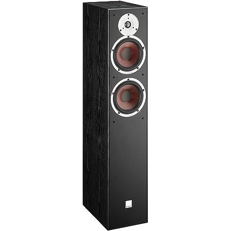 Dali Spektor 6 Standlautsprecher Paar Esche Schwarz Audio Hifi