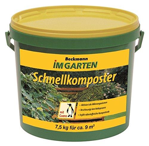 Schnellkomposter mit Guano Kompostbeschleuniger Verrottungshelfer 7,5 kg für 9 m³