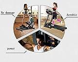 JHSHENGSHI Rudergerät für zuhause/Rudergeräte Mini Rudermaschine nach Hause Falten magnetische Steuerung - 4